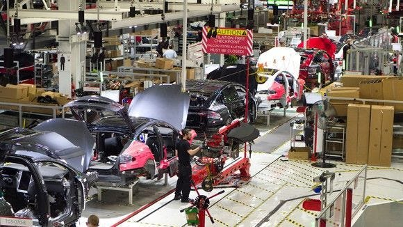 Early production of Tesla's Model X SUV was plagued with problems that took months to sort out.