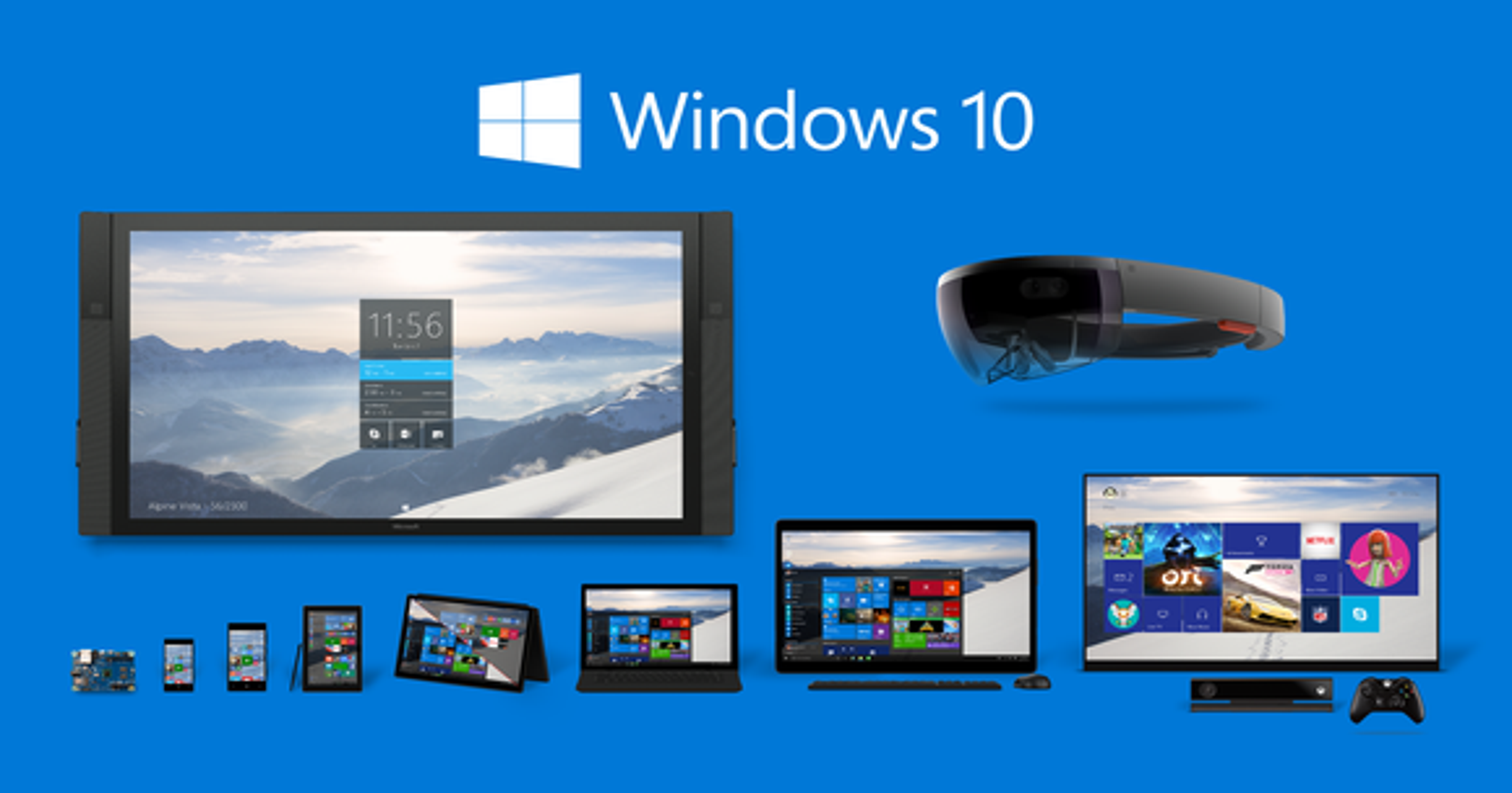 Microsoft's Windows 10 update: 5 new features to try