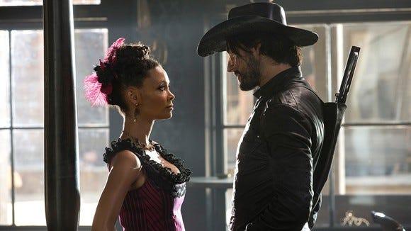 HBO's Westworld.