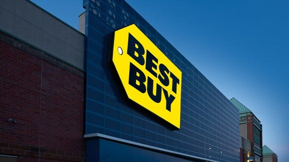 Most Best Buy stores will be open 7 a.m. to 6 p.m. Christmas Eve.