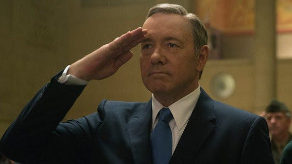 Kevin Spacey was fired from 'House of Cards' in the wake of a harassment scandal, and also lost his role in the already completed film, 'All the Money in the World.'