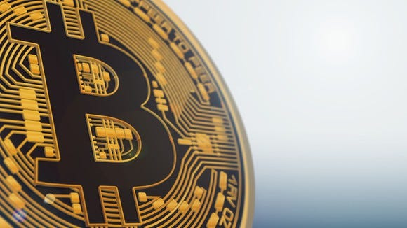 There are more than 1,000 types of cryptocurrencies, but Bitcoin is the biggest and best-known.