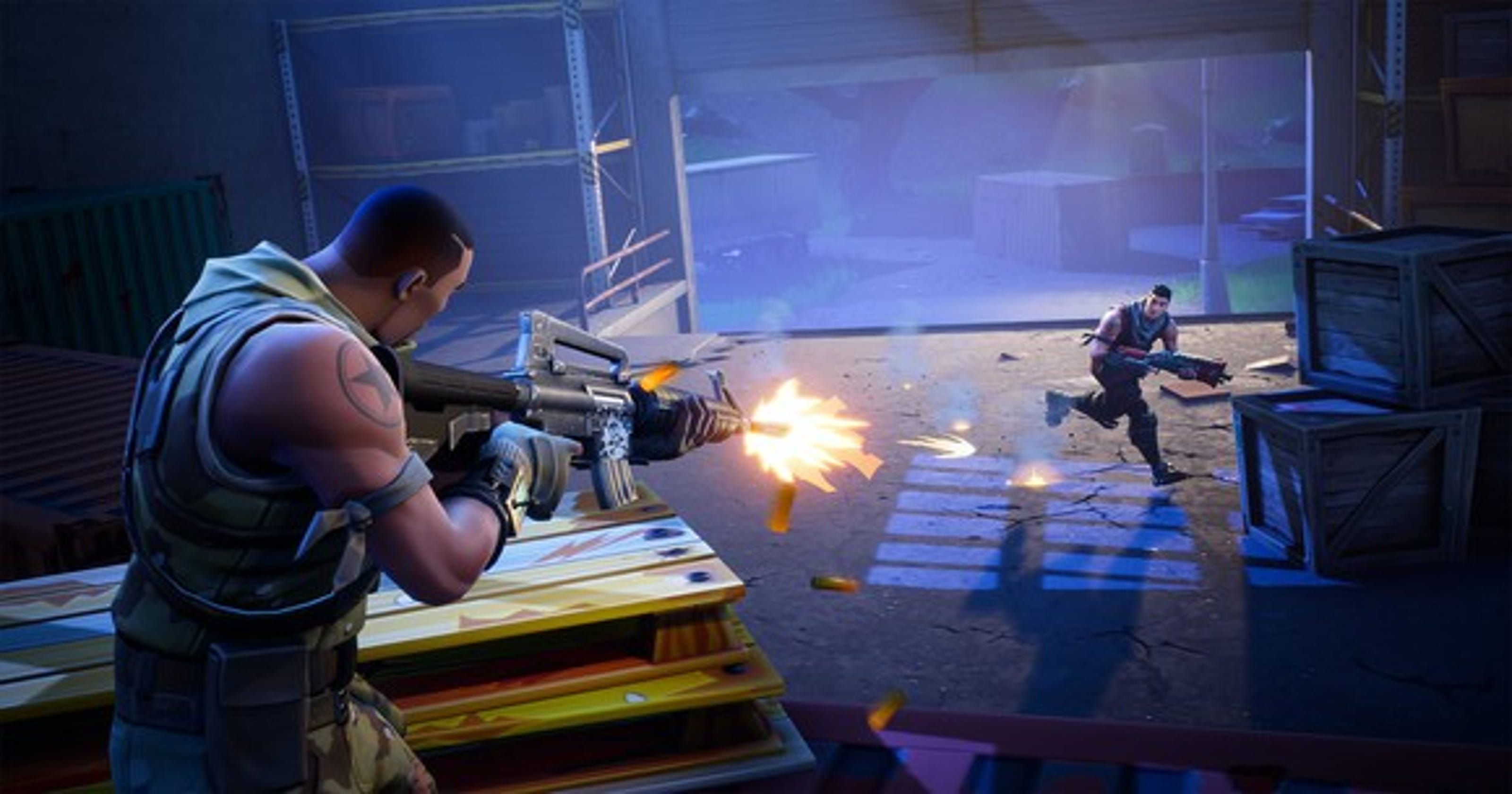 PlayStation allows Fortnite crossplay for Xbox, other devices