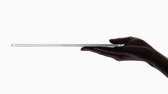 The handy iPad Pro