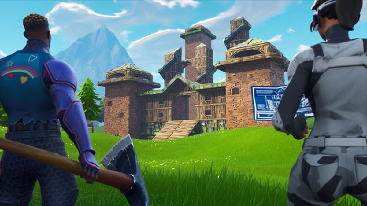 "Fortnite Hacker Net fortnite"" and its success can attract bad players"