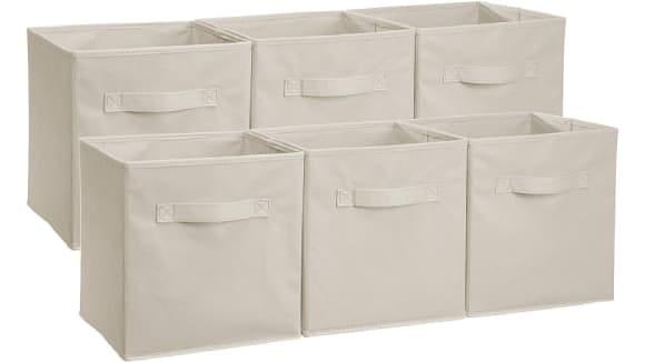 AmazonBasics Storage Cubes