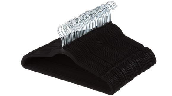 AmaazonBasics Velvet Suit Hangers