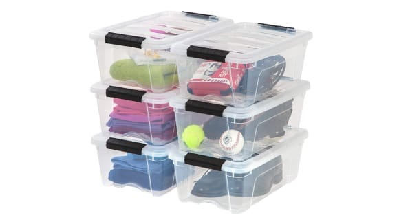 IRIS USA Storage Bins