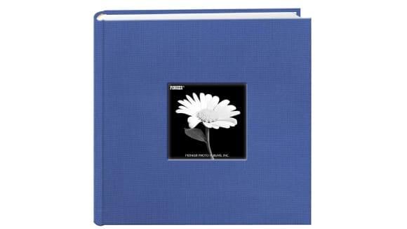 Pioneer Fabric Frame Photo Album