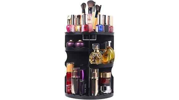 Sanipoe 360 Rotation Makeup Organizer