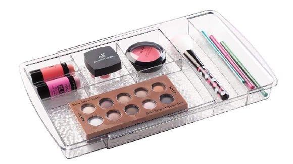 mDesign Beauty Organizer Tray