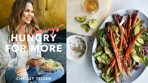 Cravings: Hungry for More Cookbook
