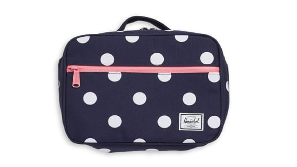 Hershel Supply Co. Polka-Dot Lunch Box