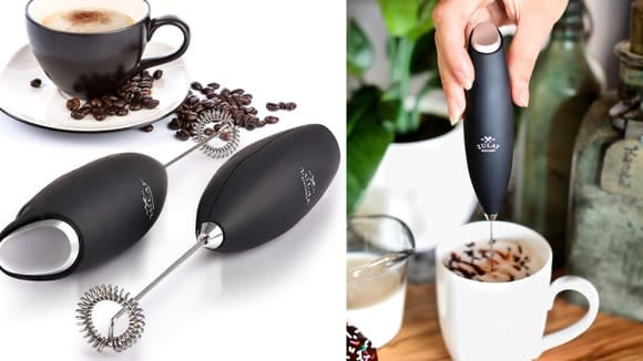 Be your own barista with this frother.