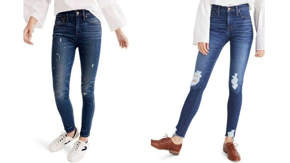 Best Nordstrom gifts: Madewell Jeans