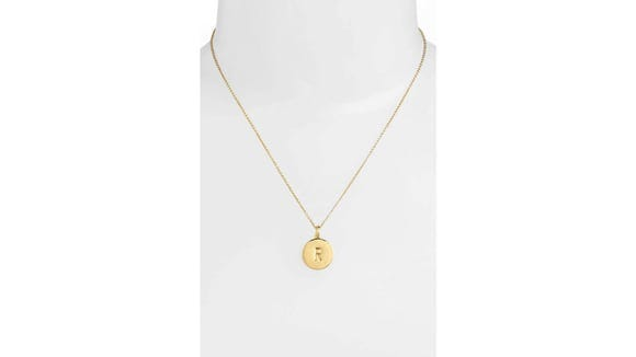 Best Nordstrom gifts: Kate Spade Pendant Necklace