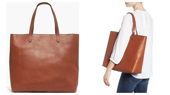 Best Nordstrom gifts: Madewell Transport Tote