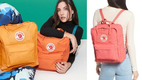 Best Nordstrom gifts: Fjallraven Kanken Backpack