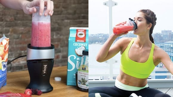 Blend, puree, crush... this blender can do it all.