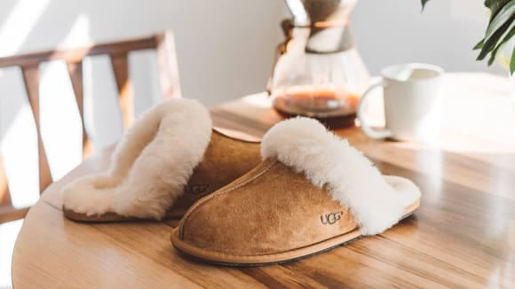 Best gifts to give yourself: UGG Slippers