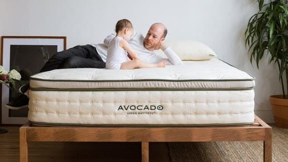 Avocado mattress.