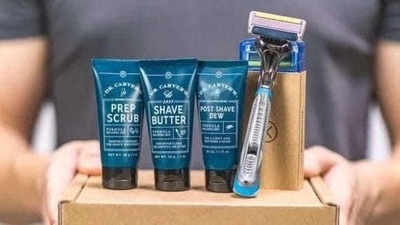 The best gifts for men: Dollar Shave Club
