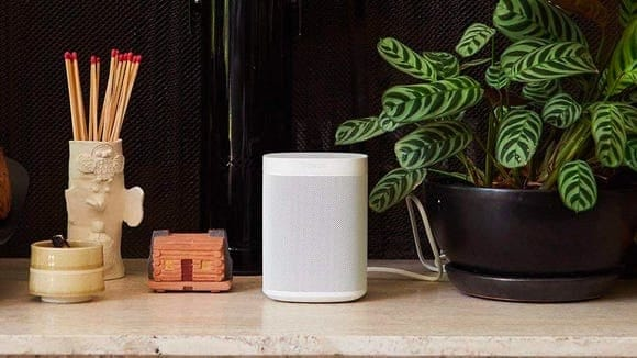 Best gifts for wive 2020: Sonos One SL Wireless Speaker.