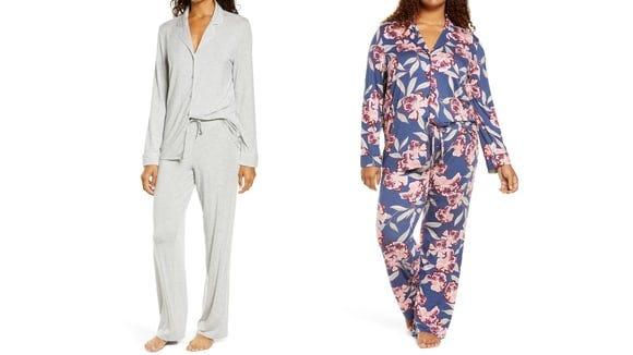 Best Nordstrom gifts: Nordstrom Moonlight Pajamas