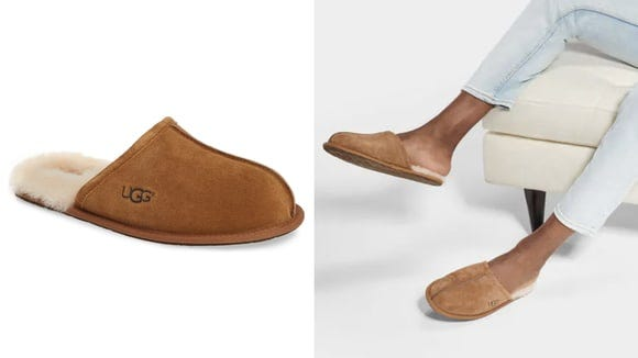 The best Christmas gifts for men: Ugg Slippers