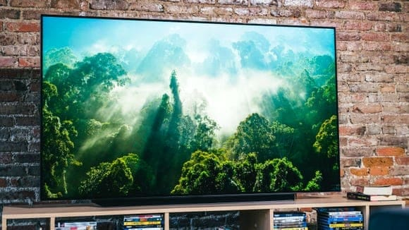 The best Christmas gifts for men: LG CX 4K OLED TV