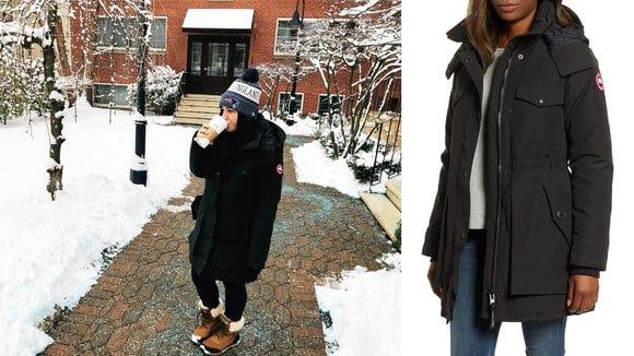 Best Nordstrom gifts: Canada Goose coats