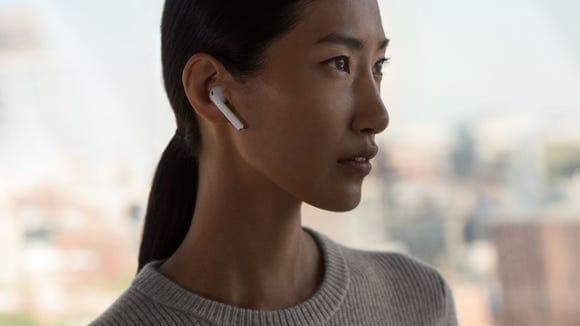 Best gifts for wives 2020: Apple AirPods Pro.
