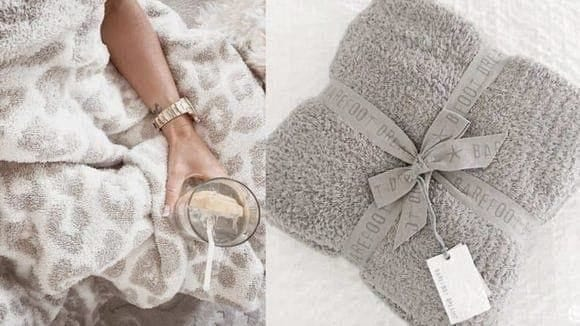 Best Mother's Day gifts: Barefoot Dreams blanket