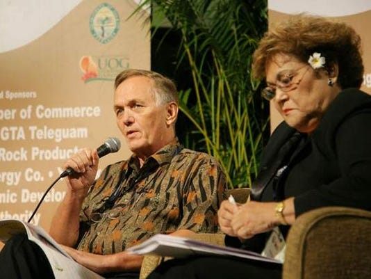 Chamber taps Peterson: Longtime Guam businessman will be inducted into hall of fame