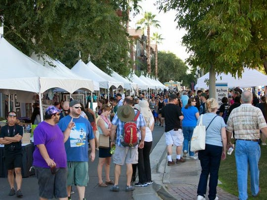The Certified Local Fall Festival returns to downtown