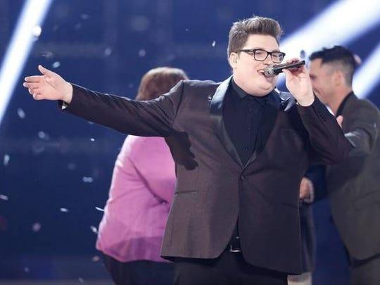 "Harlan, Kentucky's Jordan Smith winning NBC's ""The Voice"""