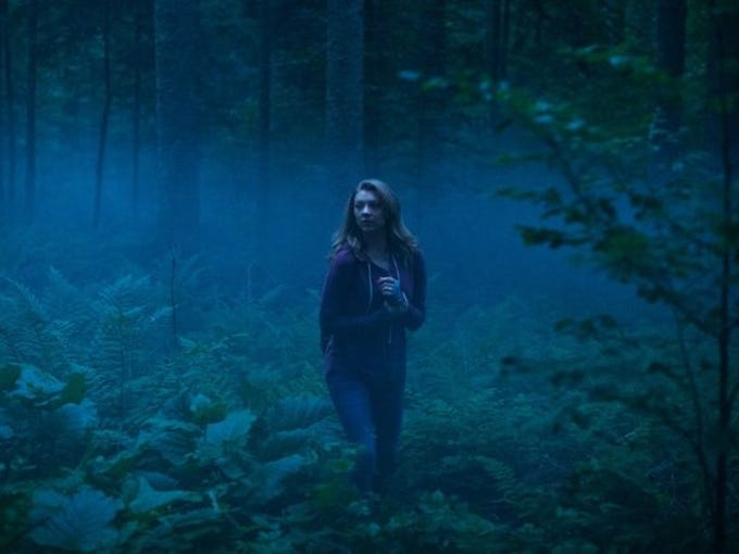 """""""The Forest"""" (PG-13): An American woman (Natalie Dormer)"""