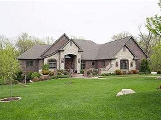 This home north of Ames was sold for $1.071 million