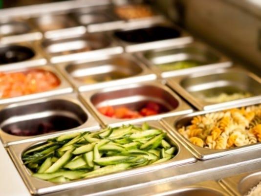 Vanderburgh restaurant inspections