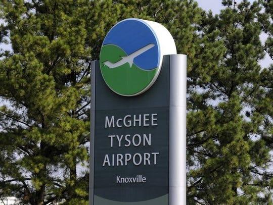 McGhee Tyson Airport, Knoxville