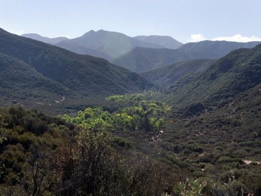 #stockphoto Los Padres National Forest
