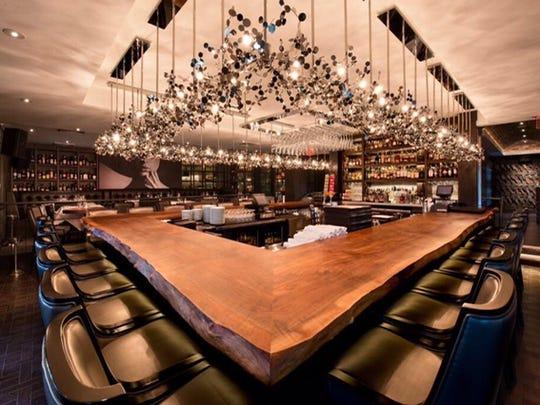 Steak 44 is one of OpenTable's Top 100 Hot Spot Restaurants