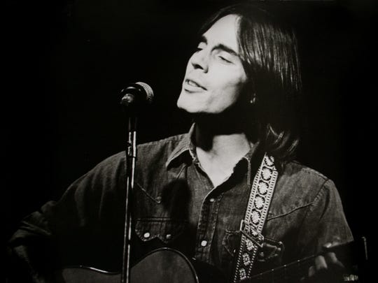 Jackson Browne at the Bottom Line.