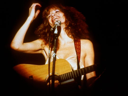 Carly Simon at the Bottom Line.