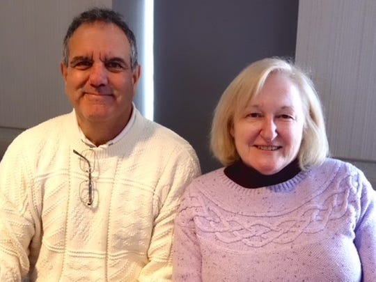 Richard and Susan Venanzi of Roselle Park attended the conference because her mother has memory issues.