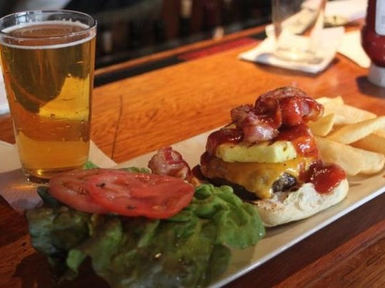 Burgers, Bloodies and Brews will be at Harpoon Willy's, Manasquan on Nov. 10.