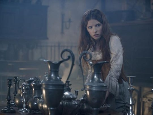 """Anna Kendrick in a scene from """"Into the Woods ."""""""