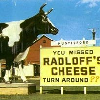 A sad month in Wisconsin dairying