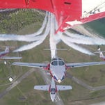 Snowbirds, Canada's answer to the Blue Angels, coming to Ocean City for midweek event