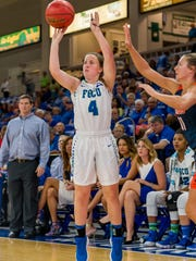 Finally healthy after two knee surgeries, FGCU true freshman guard Chandler Ryan was a bright spot for the Eagles in Las Vegas.